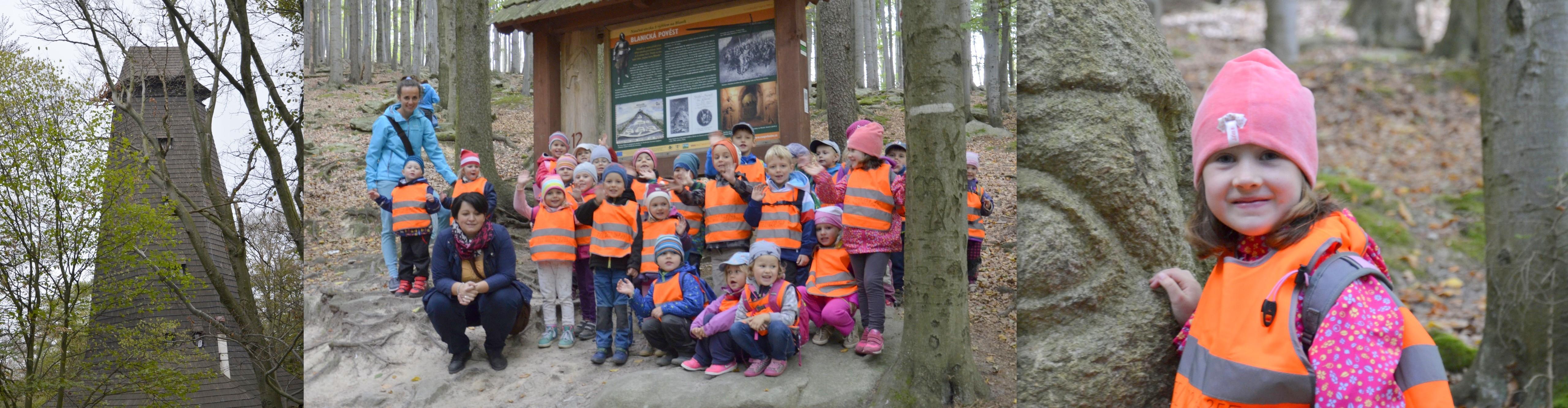 výlet mateřské školy MiniSvět