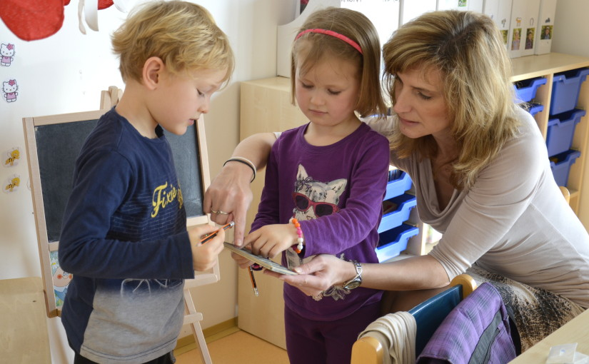 Pro nadané děti – Feuersteinova metoda výuky