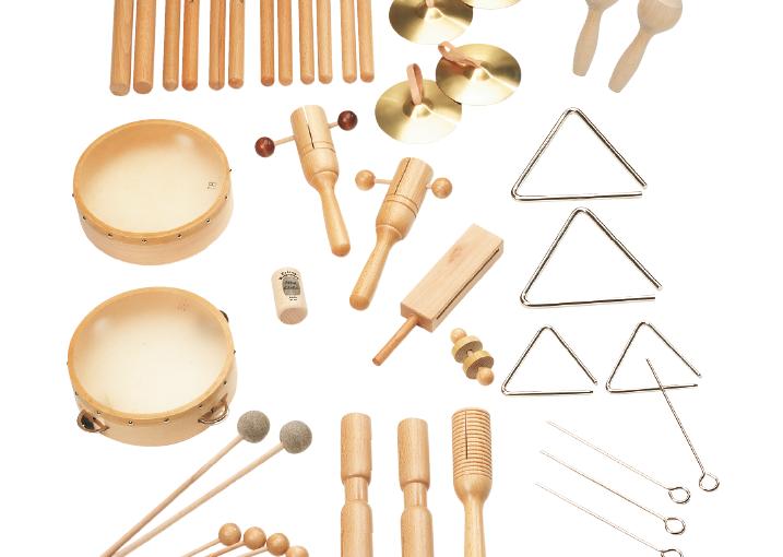 Hrajeme a zpíváme na nejrůznější nástroje