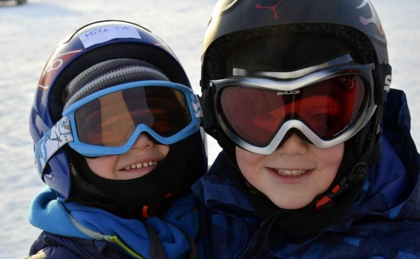Hurá jedeme na lyže!