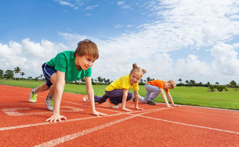 sport v materske skolce Minisvet