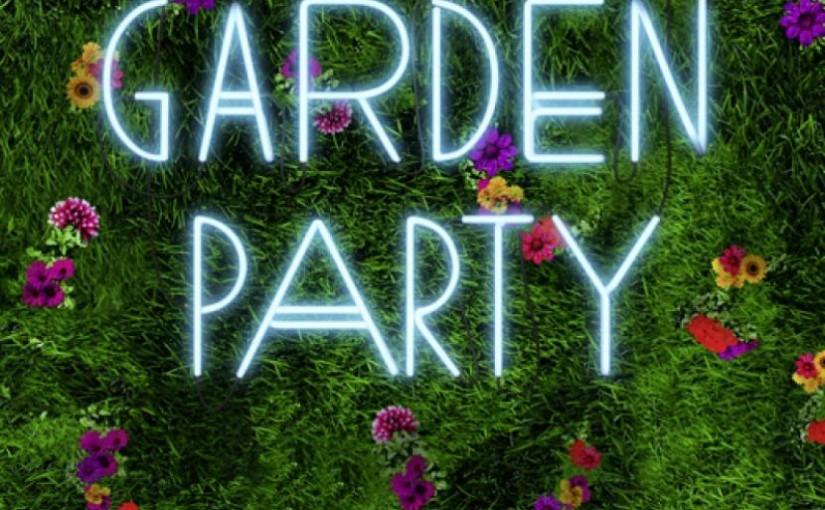 Velká zahradní párty s rodiči – 20.června