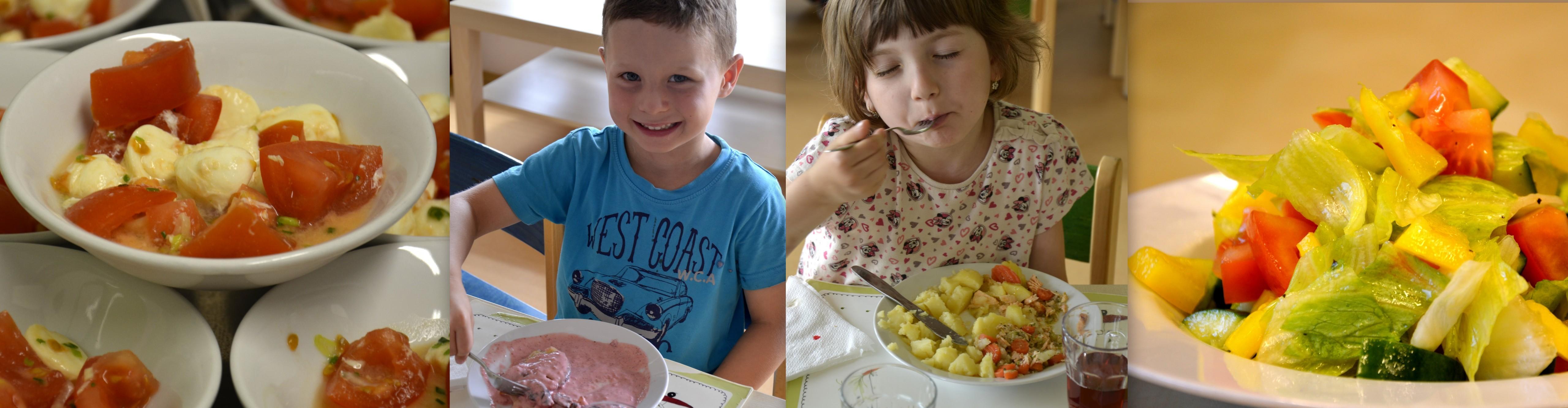 skvělá kuchyně pro děti