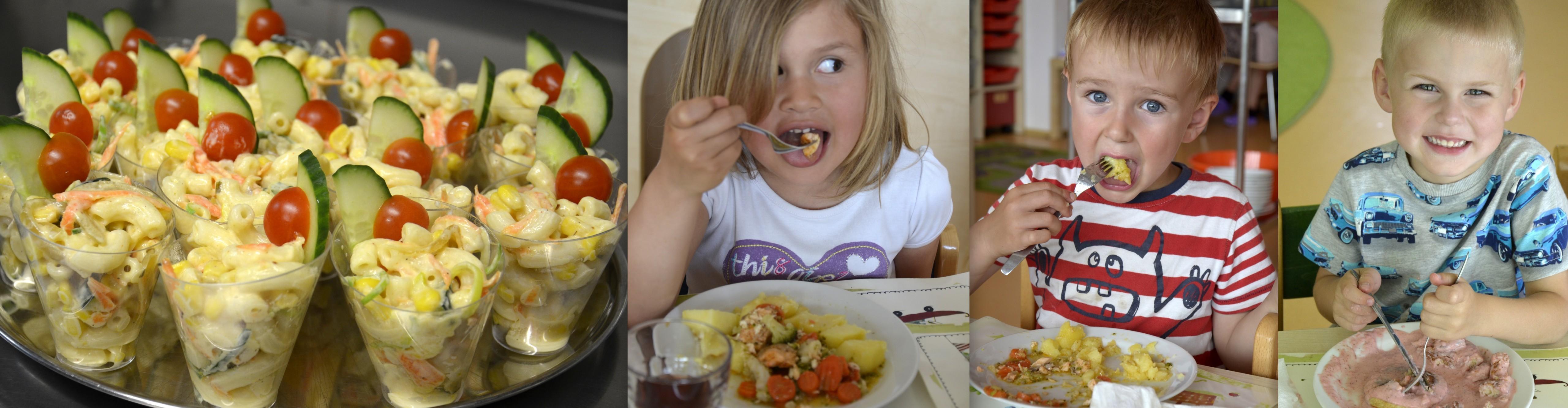 moderni gastronomie pro deti