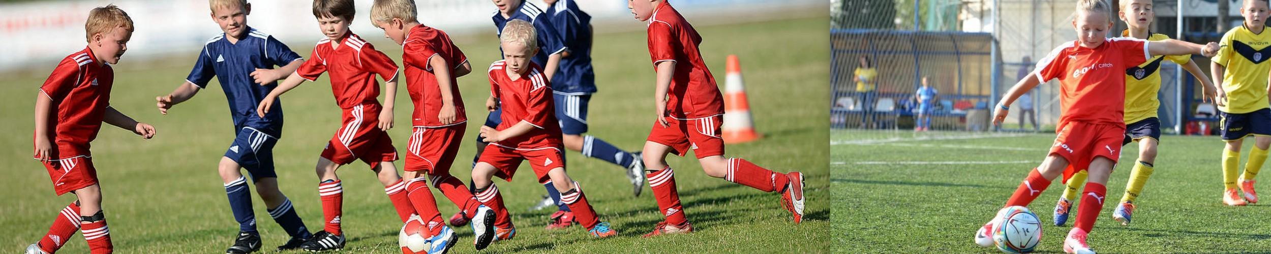 Fotbalová přípravka pro děti
