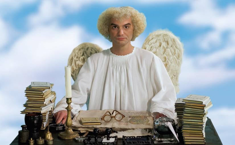 Anděl páně – akce pro nejmenší děti – 30.listopadu