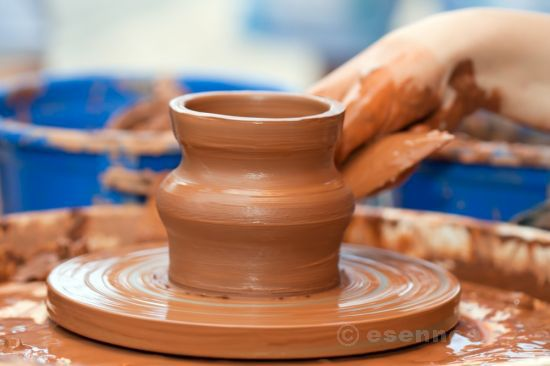 Novinka v keramické dílně