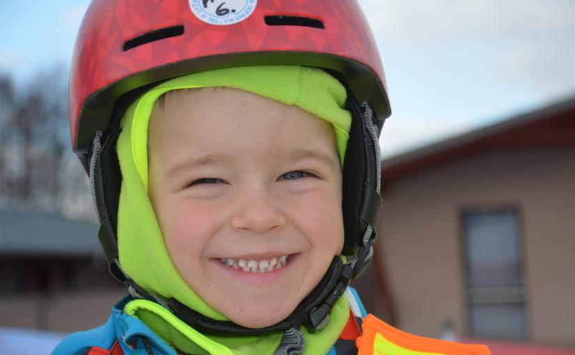 Lyžařský kurz pro děti – od 27.ledna