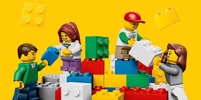 LEGO hrátky