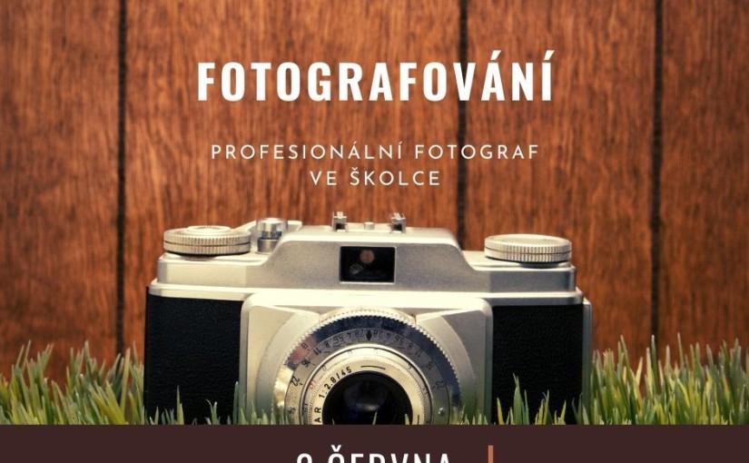 Profesionální fotograf ve školce – 2.června